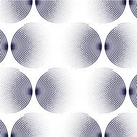 Modern halftone pattern background