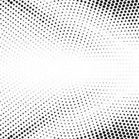 Abstract halftone dots vector background illustration