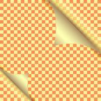 Modernt papper curl färgstarka designbakgrund