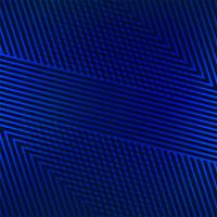 Abstract geometric lines blue background vector