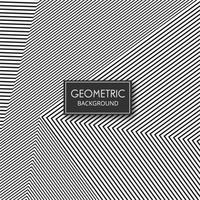 Abstract geometric shape lines pattern design