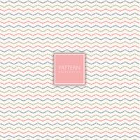 Abstract scandinavian style striped pattern