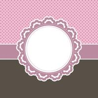 Decorative pink background