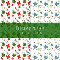Cute Christmas Pattern Collection.