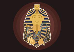 Pharaoh Vector Illustration