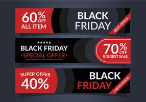 Black Friday-bannersmalplaatje