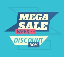 Mega Sale Week