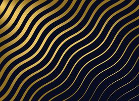abstract golden wavy pattern background