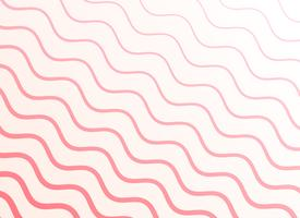 smooth pink wavy pattern background