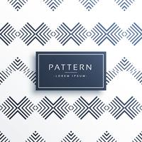 línea cruz abstracta patrón de fondo