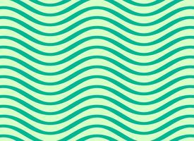 abstract wavy lines pattern design