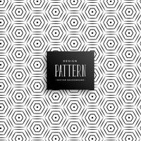 abstract hexagonal lines pattern background