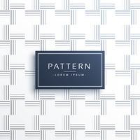 diseño de fondo de patrón de línea mínima