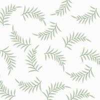 elegant nature pattern with leaves