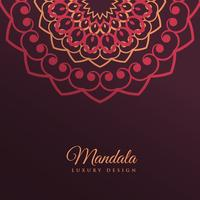 mandala decoration art background design