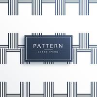 estilo abstracto línea patrón geométrico
