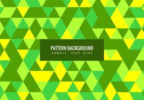 Vector colorido fondo poligonal