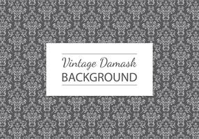 Vintage Damask Background