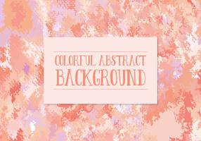 Colorful Abstract Style Background