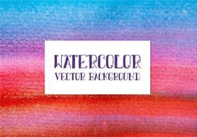Kleurrijke vector aquarel achtergrond