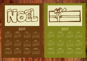 calendários bonitos do natal