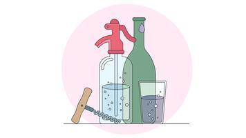Soda-Vektor