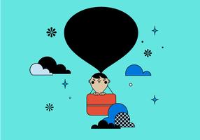 Kostenlose Ballon-Vektor