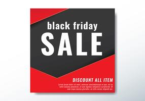 Black Friday Square Banner
