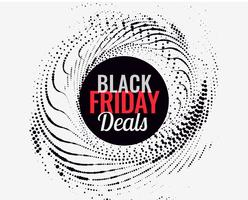 abstract black friday deals background