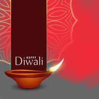 abstrakt diwali helgdag firande hälsning bakgrund