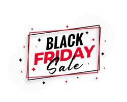 stilvoller schwarzer Freitag-Verkaufshintergrund