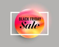 elegant minimal black friday sale background