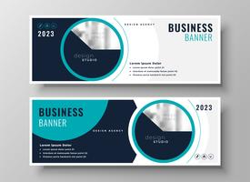 company business banner professional layout design