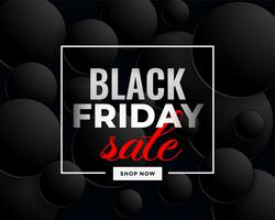 creative black friday sale banner design
