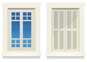 Home Window - Wakker en in slaap
