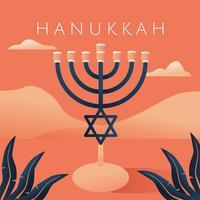 Hanukkah Vector esign