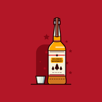 Vecteur bourbon