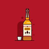 Bourbon-Vektor