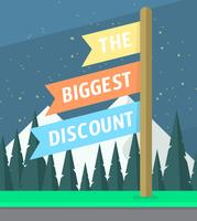 The Biggest Discount