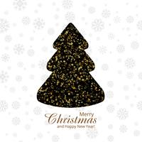 Merry christmas festival card background