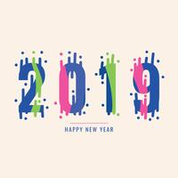 Happy New Year With Splashy Vibe