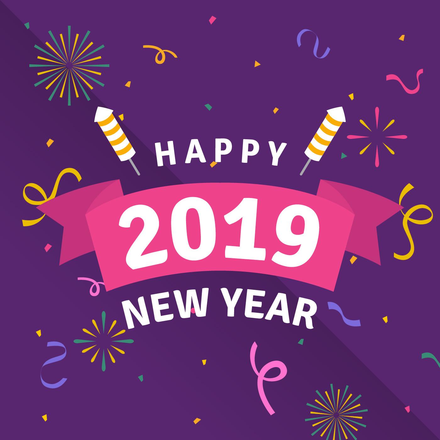Happy New Year Instagram Post Download Free Vectors Clipart Graphics Vector Art