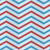 Seamless Abstract Striped Wallpaper