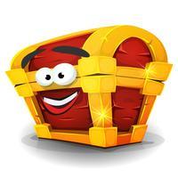 Treasure Chest Character