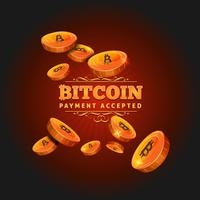 Bitcoin Payment Background