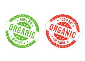 Bio Selos Orgânicos vetor