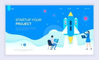 Startup Web Banner