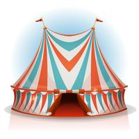 stort topp cirkus tält