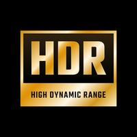 High dynamic range symbol