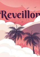 Reveillon Vector Design